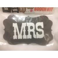 MR&MRS-שני שלטים במארז- במחיר פיצוץ