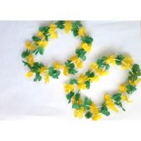 שרשראות הוואי צהוב-ירוק