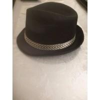 כובע ג'נטלמן -צבע שחור